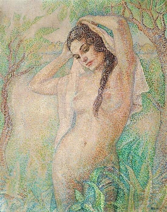 La baigneuse , Circa 1930 — копия (549x700, 195Kb)