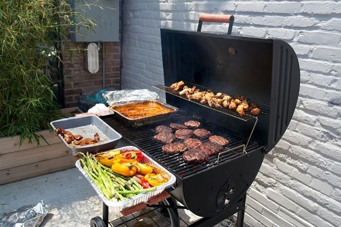 Интересные идеи мангалов и грилей для приготовления отличного мяса