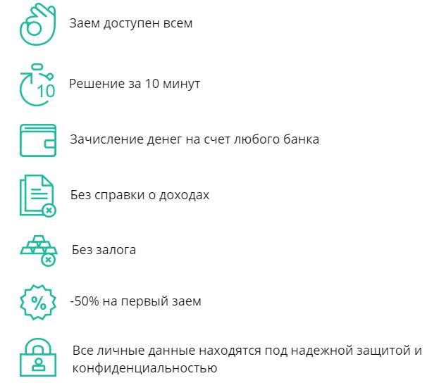 кредит казахстан без залога