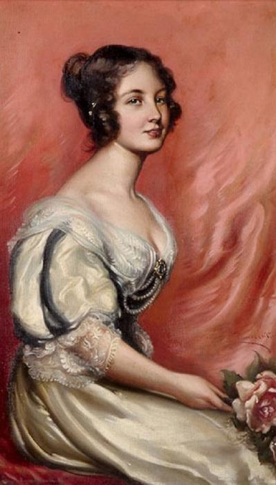 ferenc-innocent-dama-con-una-rosa-pintores-y-pinturas-juan-carlos-boveri (399x700, 80Kb)