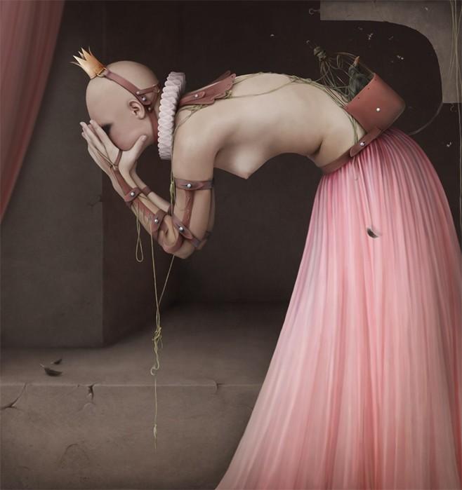 142335522 060818 1315 3 Фотохудожница Лариса Кулик и ее сюрреалистические работы