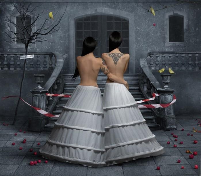 142335526 060818 1315 7 Фотохудожница Лариса Кулик и ее сюрреалистические работы
