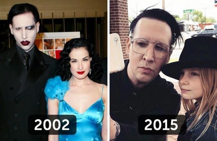 Как изменились рок-звезды 2000-х годов в наши дни