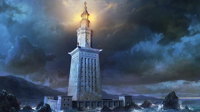 Легендарный Александрийский маяк: каким было это чудо света на самом деле
