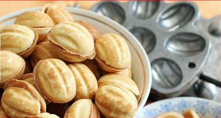 вафли орешки рецепт