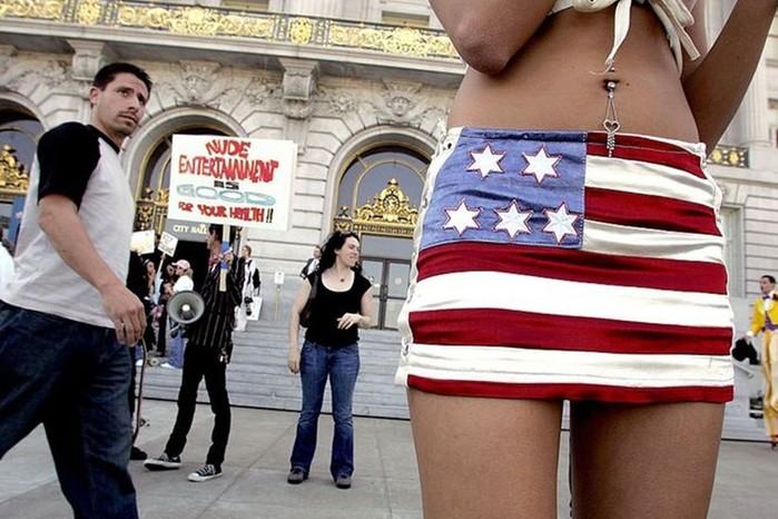 Ceкc в Америке: распространенные мифы и реальность
