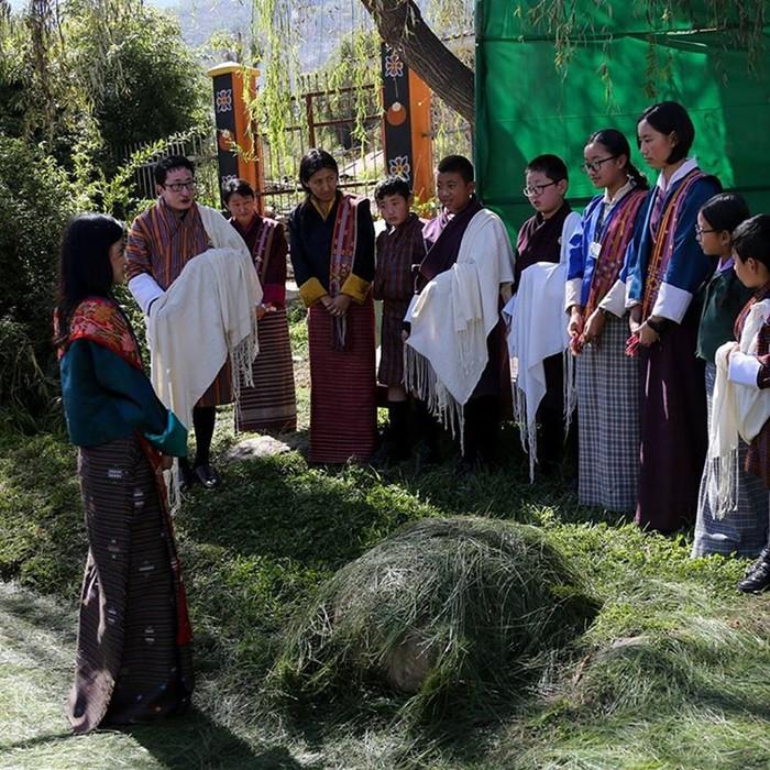 142517482 062218 0559 3 Кейт Миддлтон из Бутана: жизнь самой молодой королевы в мире