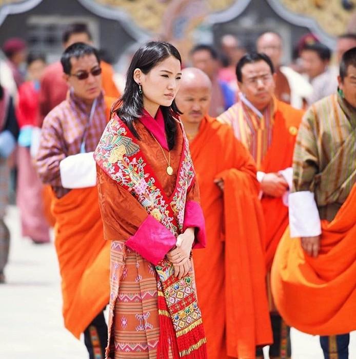 142517486 062218 0559 7 Кейт Миддлтон из Бутана: жизнь самой молодой королевы в мире