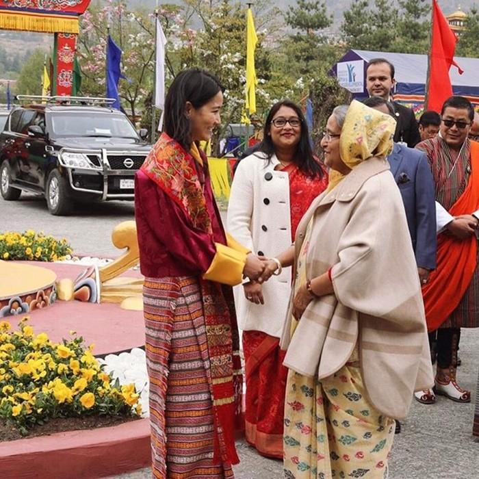 142517498 062218 0559 13 Кейт Миддлтон из Бутана: жизнь самой молодой королевы в мире