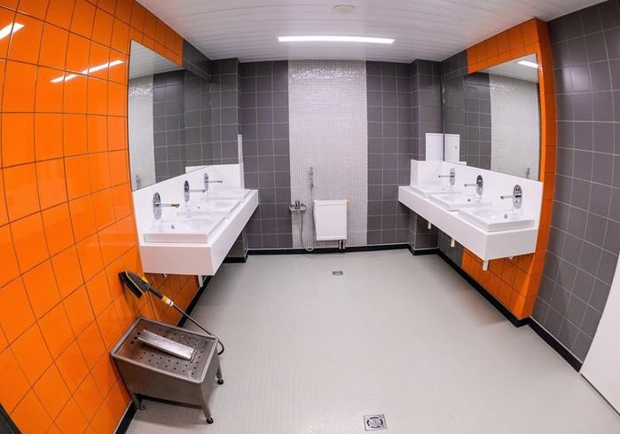 Салфетки, мыло и двери: ученые назвали главную опасность общественных туалетов