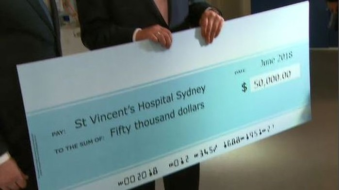 Житель Австралии выиграл в лотерею трижды за один месяц