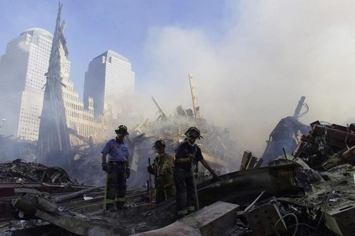 Куда пропали тела погибших после теракта 11 сентября 2001 года