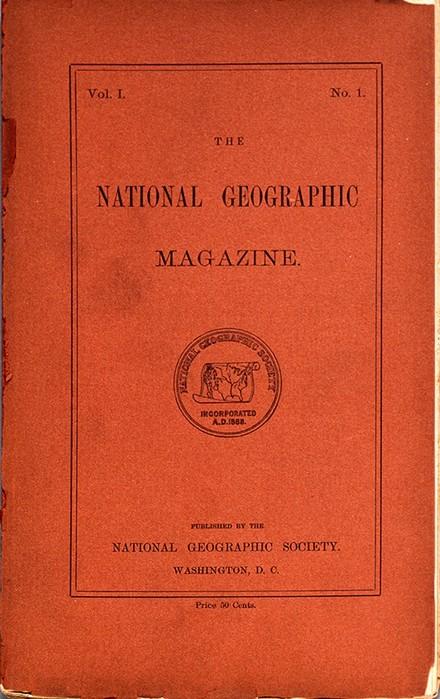 Как менялись обложки журнала National Geographic за 130 лет существования