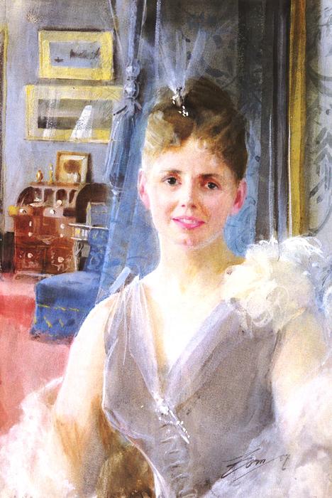 21 Портрет Эдит Пэлгрейв Эдвард в ее лондонской резиденции 1887 (468x700, 482Kb)