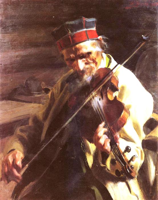 34 Музыкант 1914 (554x700, 468Kb)