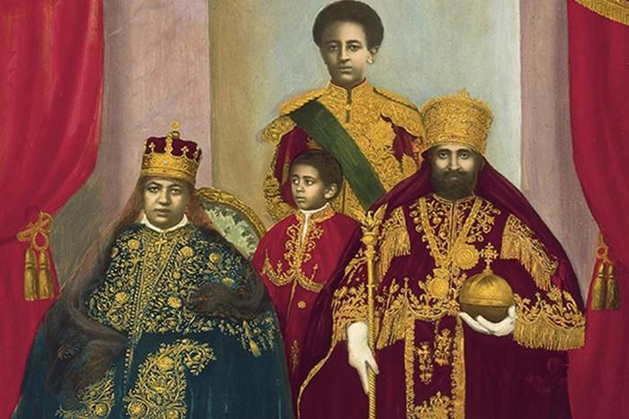 Император Эфиопии, которого уважали и боялись, апотом похоронили под дворцовым туалетом