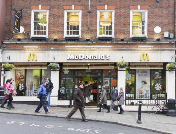 12 фактов о сети ресторанов «МакДональдс», в которые верится с большим трудом