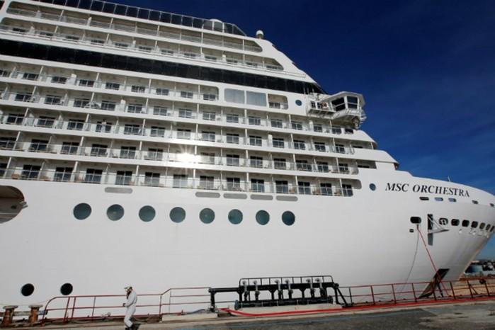 Как часто люди падают за борт кораблей