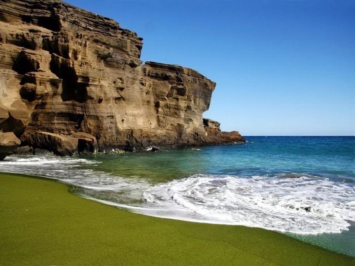 Самые необычные пляжи совсего света
