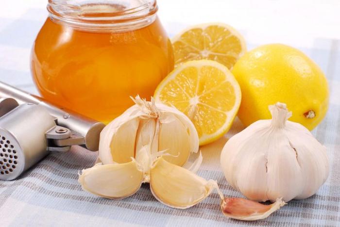 24 лимона 400 гр чеснока рецепт