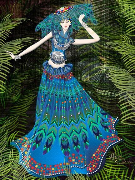 Сказочные женские образы., сказочные женские образы