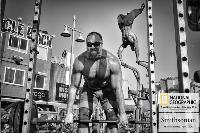 143707364 091418 1040 3 В Лос Анджелесе есть «Венеция»: фотографии безудержного веселья