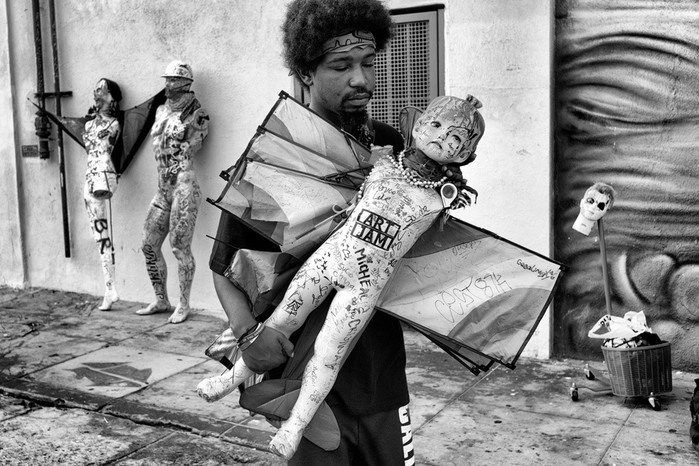 143707370 091418 1040 9 В Лос Анджелесе есть «Венеция»: фотографии безудержного веселья