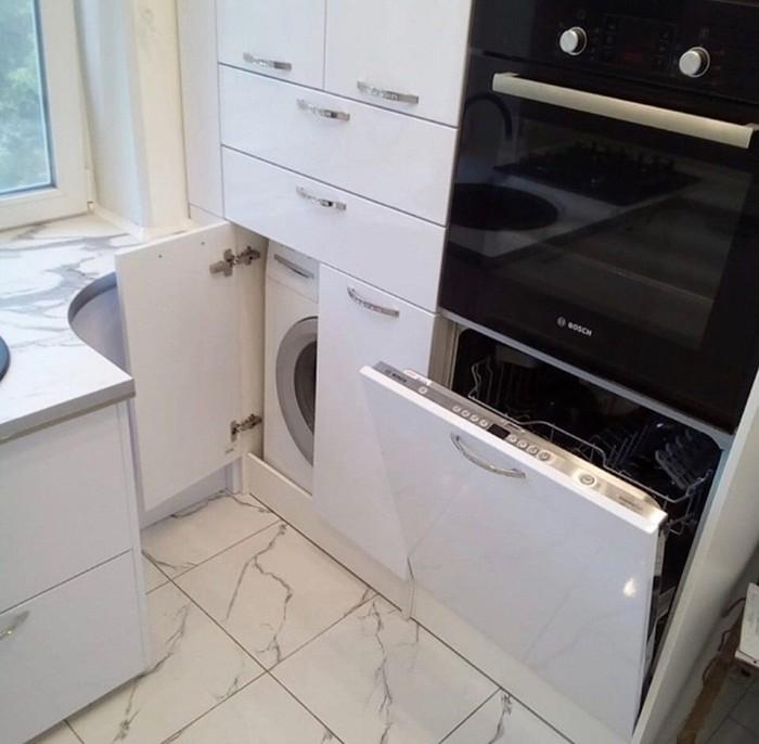 143764930 091718 1231 11 Как с комфортом обустроить маленькую кухню в «хрущевке»
