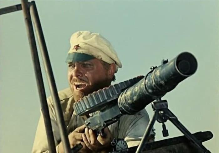 «Белое солнце пустыни»: как снимали фильм и что осталось за кадром
