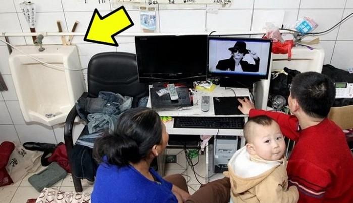 143801212 091818 1702 1 Пара молодоженов из Шэньяна вынуждены жить в туалете отеля