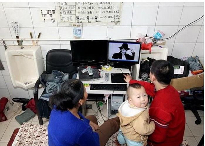 143801214 091818 1702 3 Пара молодоженов из Шэньяна вынуждены жить в туалете отеля
