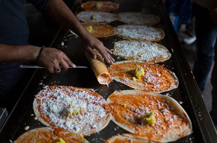 Удивительные кулинарные традиции Индии