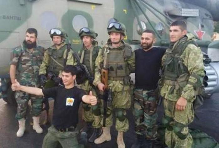 Истинное лицо российских наемников итайны ЧВК: «Головорезы стесаками наперевес»