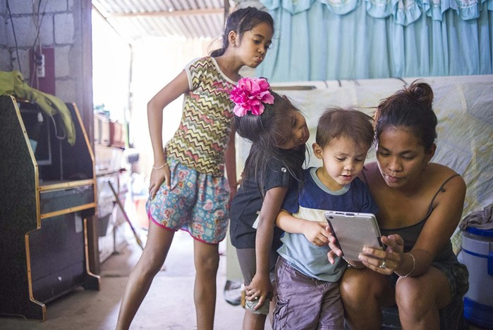 Поколение детей, рожденных отлюбителей секс-туризма на Филиппинах