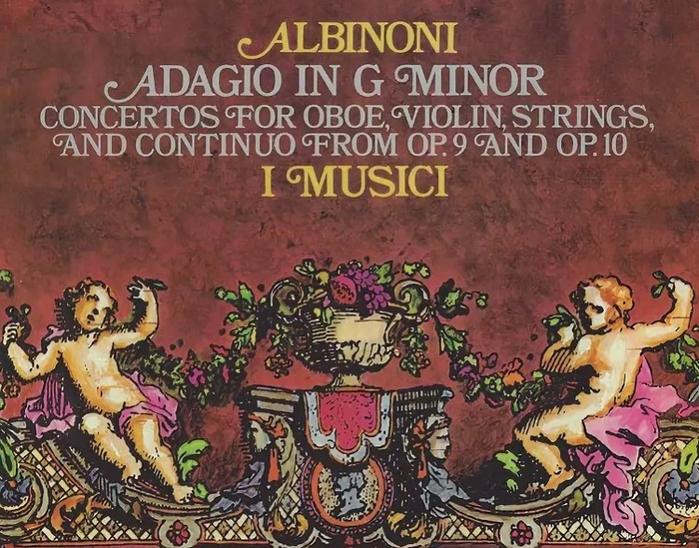 0c1285b0839a Адажио Альбинони. Тайна гениальной музыки - кто же автор ...