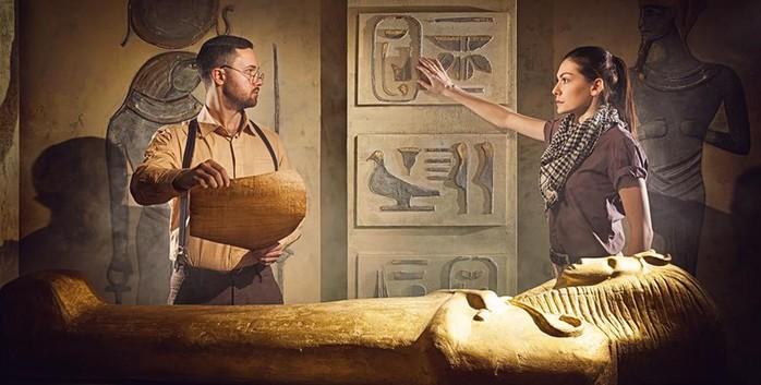 Правителей Древнего Египта не называли фараонами!