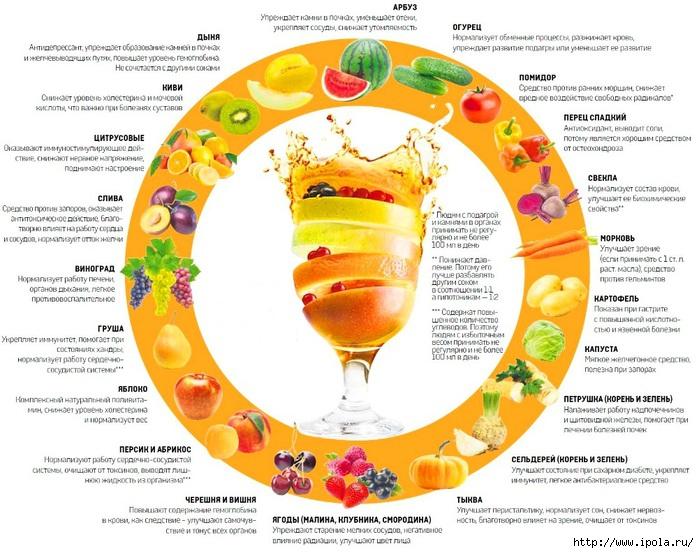 фруктовая диета - Самое интересное в блогах