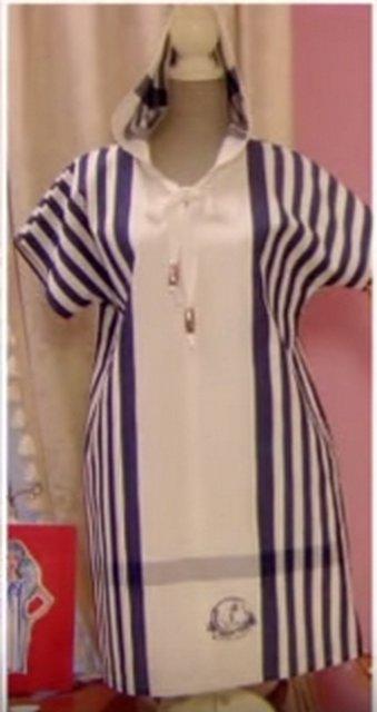 38f66716b1b Платья в полоску — отличный наряд для лета. Как сшить платье за 1 час.  Обсуждение на LiveInternet - Российский Сервис Онлайн-Дневников