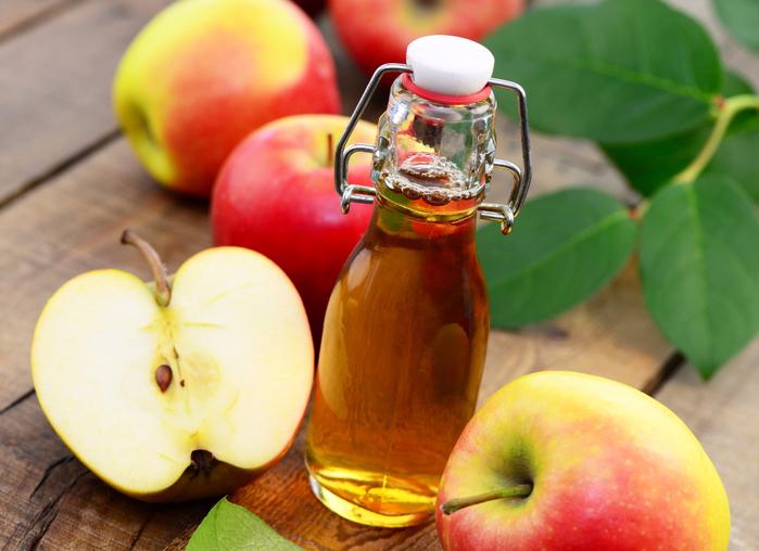 Уксус яблочный как сделать самому из сока