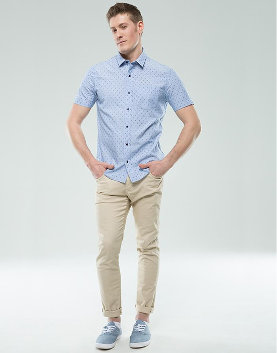Летняя мода для мужчин 66