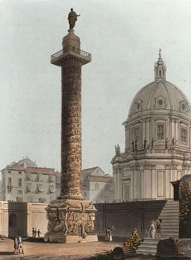 Trajans-Column-Etching-colorized-Engraved-by-M.-Dubourg.-Published-London-1820 (275x374, 61Kb)