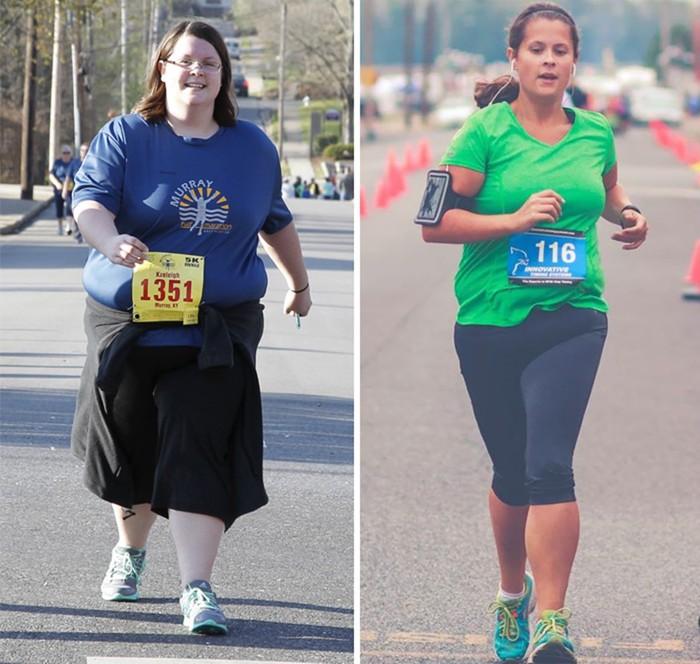 Бег реально помогает похудеть