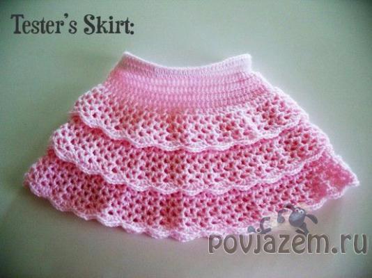 детская юбка самое интересное в блогах