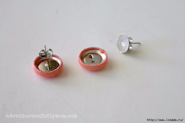 Fabric Covered Button Earrings 2 (640x426, 67Kb)