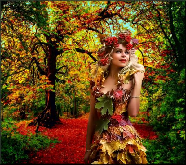 осень красивая картинки