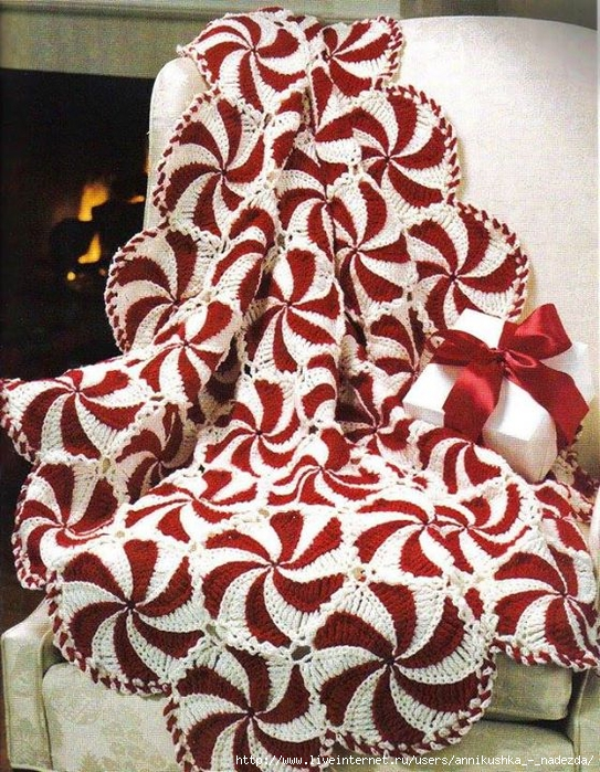 Crochet-Peppermint-Afghan (543x700, 418Kb)