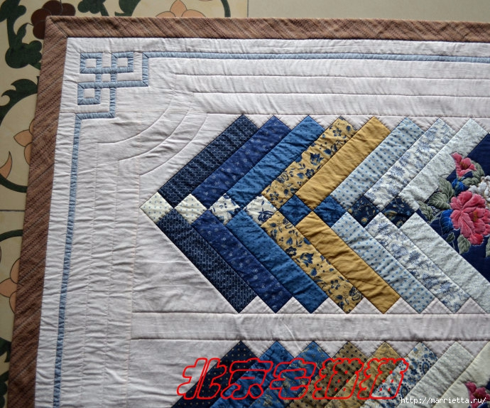 Лоскутное панно-ковер на стену. Пошаговый МК (26) (690x574, 331Kb)