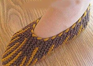Мк по вязанию следков спицами для начинающих
