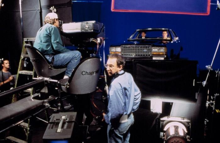 Как это сделано: фотографии со съемок культовых голливудских фильмов