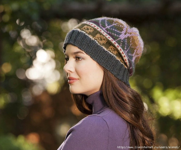 Deluxe-Worsted-e-book-Autumn-Leaves-Cap-1_blog (700x579, 178Kb)